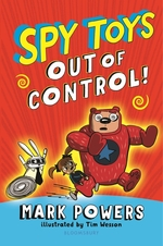 Spy Toys: Out of Control book
