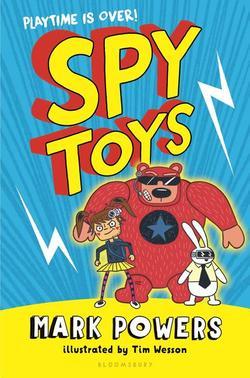 Spy Toys book