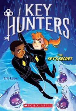 Spy's Secret book