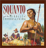 Squanto and the Miracle of Thanksgiving book