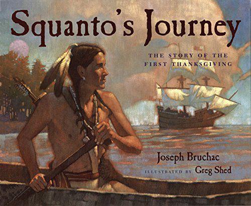 Squanto's Journey book