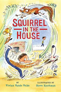 Squirrel in the House book