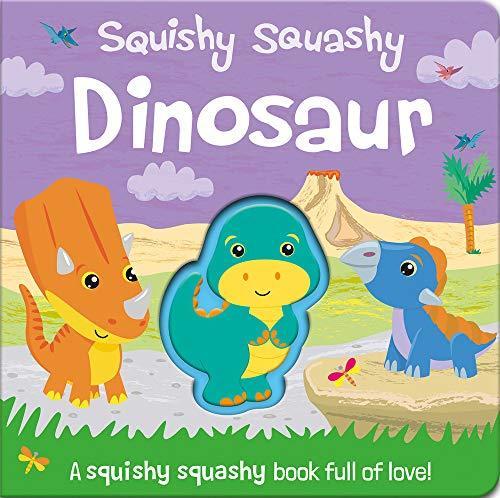 Squishy Squashy Dinosaur book