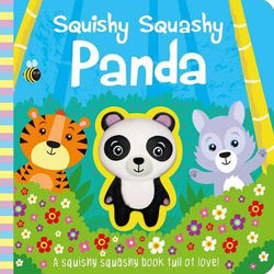 Squishy Squashy Panda book