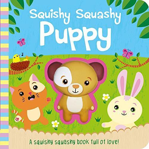 Squishy Squashy Puppy book