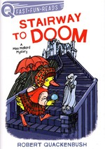 Stairway to Doom: A Miss Mallard Mystery book