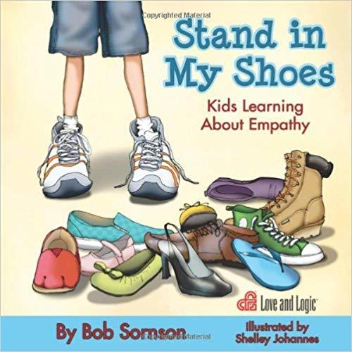 Stand in My Shoes Book