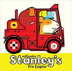 Stanley's Fire Engine book