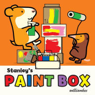 Stanley's Paint Box book
