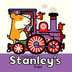Stanley's Train book