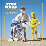 Star Wars Epic Yarns: A New Hope book