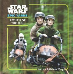 Star Wars Epic Yarns: Return of the Jedi book