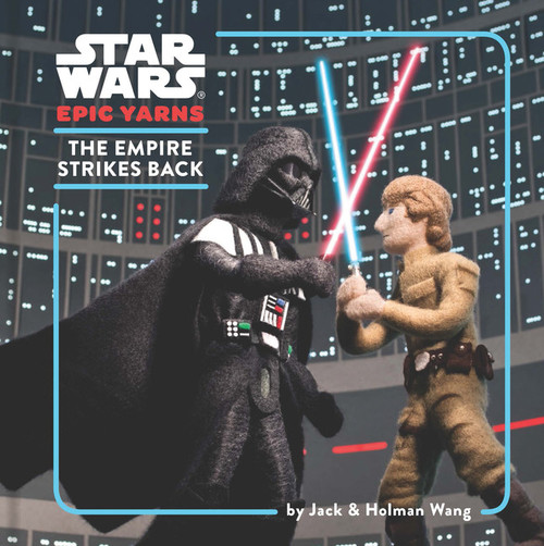 Star Wars Epic Yarns: The Empire Strikes Back book
