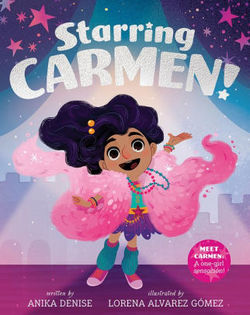 Starring Carmen! book