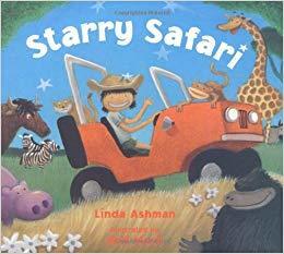 Starry Safari book