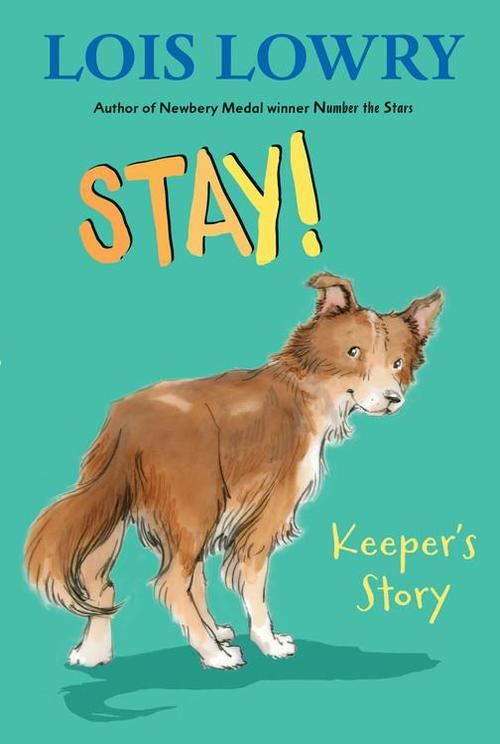 Stay!: Keeper's Story book