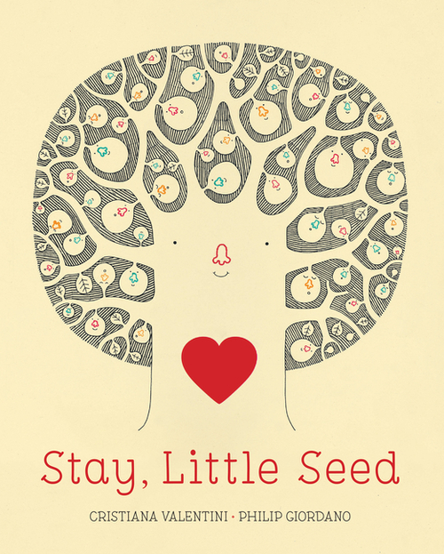 Stay, Little Seed book