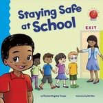 Staying Safe at School book