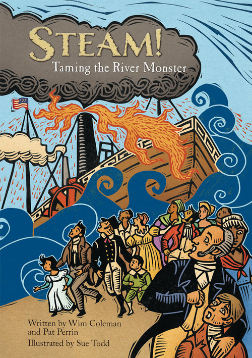 Steam! Taming the River Monster book