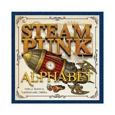 Steampunk Alphabet book