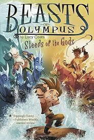 Steeds of the Gods book