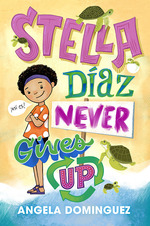 Stella Díaz Never Gives Up book