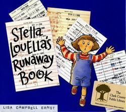 Stella Louella's Runaway Book book