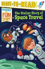 Stellar Story of Space Travel book