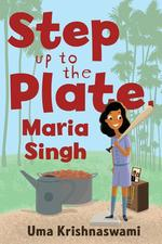 Step Up to the Plate, Maria Singh book