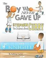 Stephen Curry book