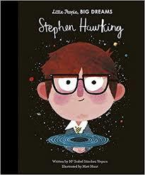 Stephen Hawking (Little People, BIG DREAMS) book