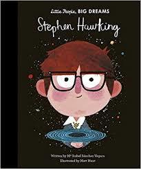 Stephen Hawking (Little People, BIG DREAMS) book