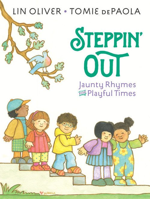 Stepping Out book