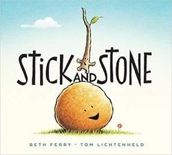 Stick and Stone (Board Book) book