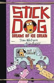 Stick Dog Dreams of Ice Cream book