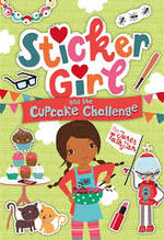 Sticker Girl and the Cupcake Challenge book