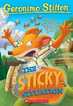 Sticky Situation book