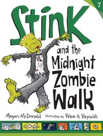 Stink and the Midnight Zombie Walk book
