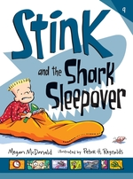 Stink and the Shark Sleepover book
