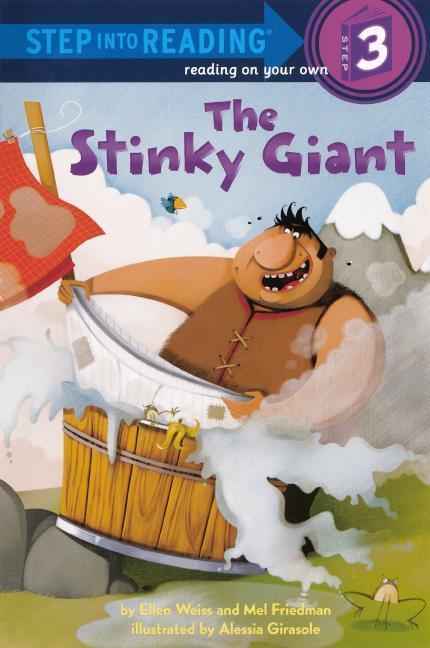 Stinky Giant book