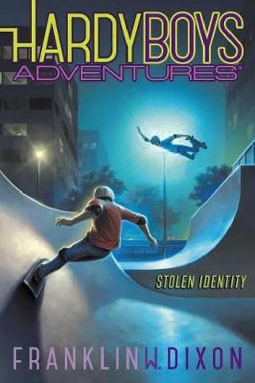 Stolen Identity book
