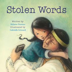 Stolen Words book