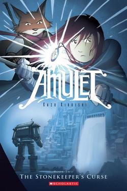 Stonekeeper's Curse (Amulet #2) book