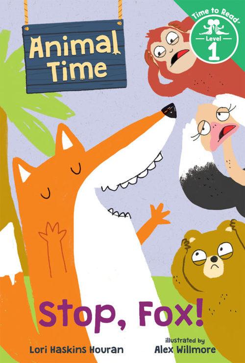 Stop, Fox!  book