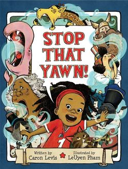 Stop That Yawn! book