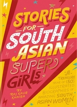 Stories for South Asian Supergirls book