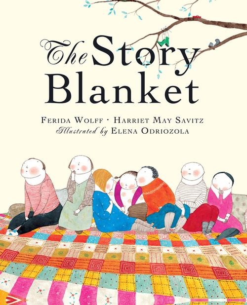 Story Blanket book
