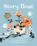 Story Boat book