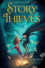 Story Thieves book