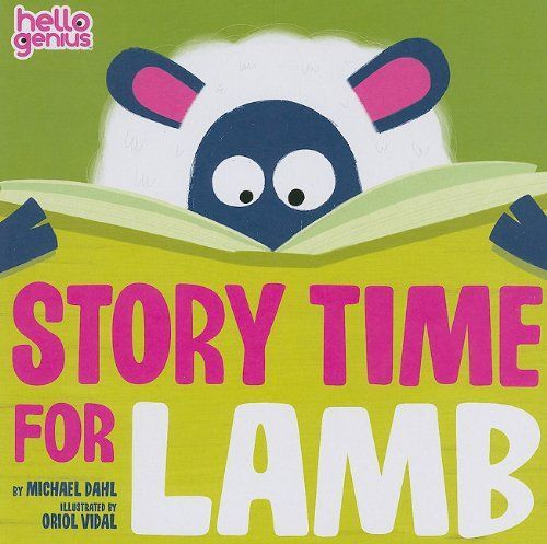 Story Time for Lamb book